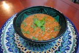 A hearty and wholesome soup for the NewYear